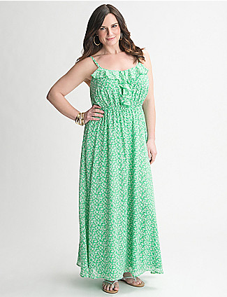 2013 Spring and Summer Plus Size Fashion Trends