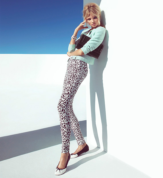 H&M Spring 2013 Lookbook 13