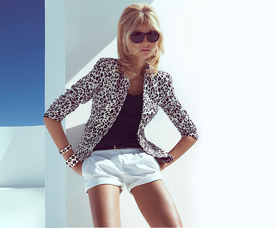 H&M Spring 2013 Lookbook 14