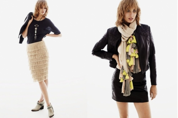 H&M Spring 2013 Lookbook 15