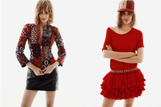 Fashion Trend Seeker: H&M Spring 2013 Lookbook 19