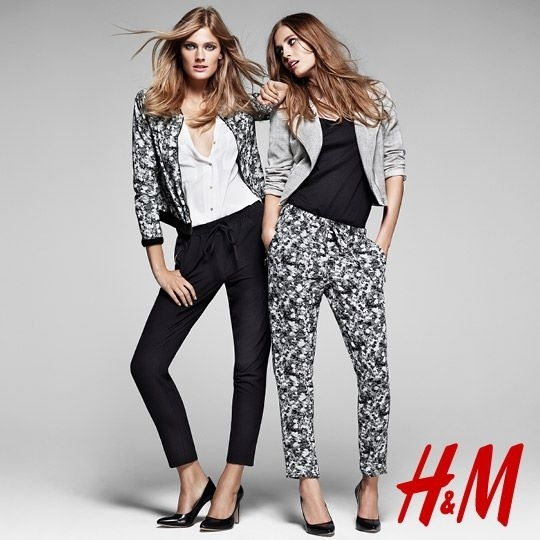 H&M Spring 2013 Lookbook 2