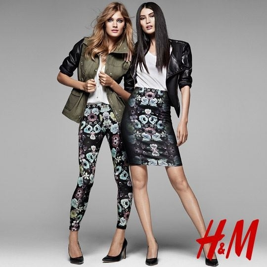 H&M Spring 2013 Lookbook 3