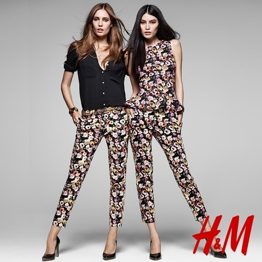 H&M Spring 2013 Lookbook 4