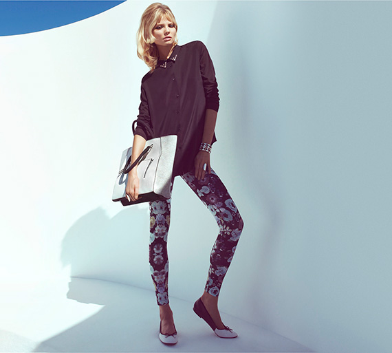 H&M Spring 2013 Lookbook 5