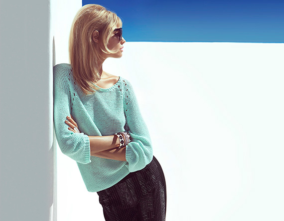 H&M Spring 2013 Lookbook 7