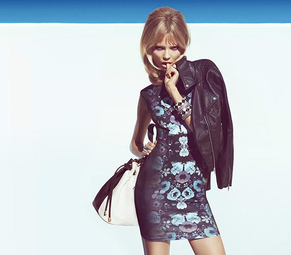 H&M Spring 2013 Lookbook 8