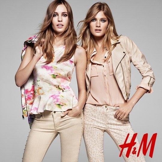 H&M Spring 2013 Lookbook