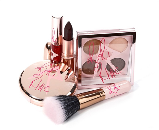 MAC Teams Up With Rihanna For RiRi Hearts MAC Collection for 2013
