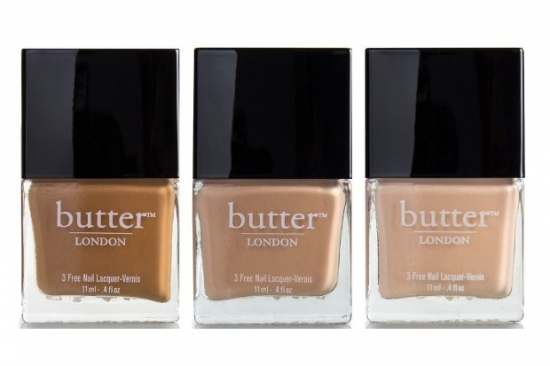 butter LONDON Starkers Color Undressed Spring 2013 Collection 2