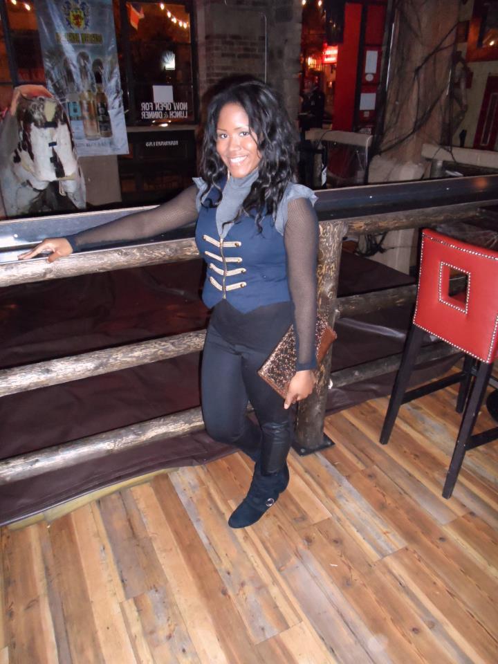 Danielle fashion