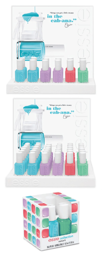 Essie Spring 2013 Resort Collection