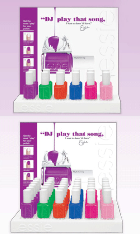 Essie Summer 2013 Neon Nail Polish Collection 2