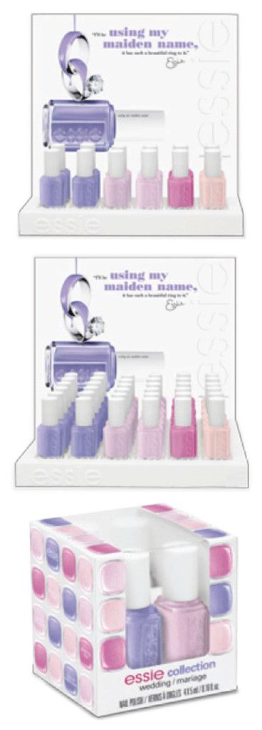 Essie Summer 2013 Wedding Nail Polish Collection
