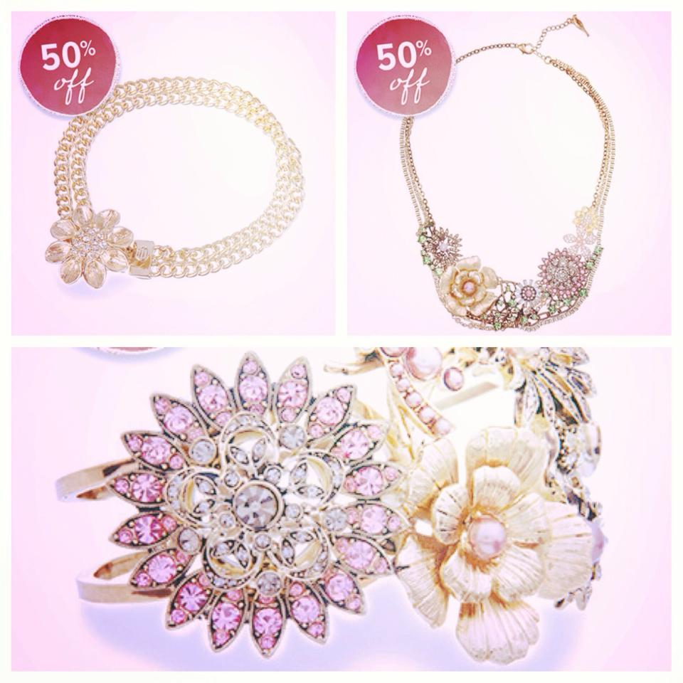 March Madness Chloe + Isabel Jewelry Online Three-Day 50%-off Flash Sale