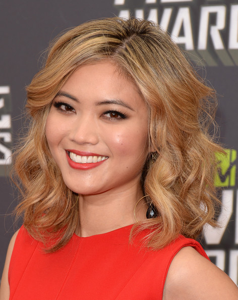 Best Hairstyles and Hair Trends For The 2013 MTV Movie Awards 4
