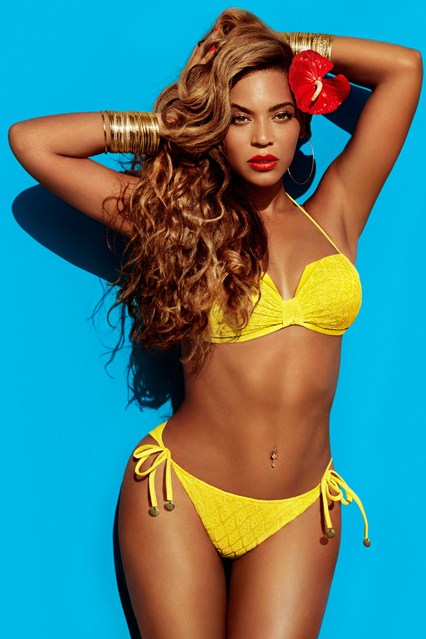 Beyoncé for H&M Summer 2013 Full Ad Campaign