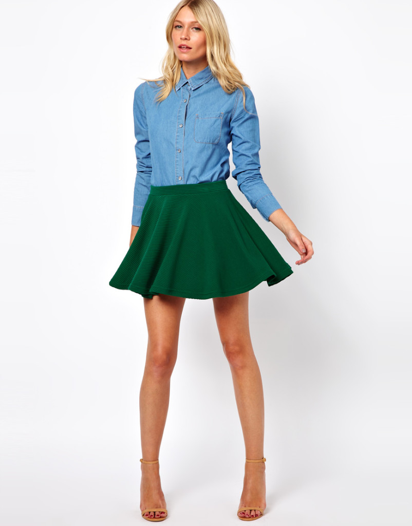 Fashion Trend Alert - Skater Skirts 3