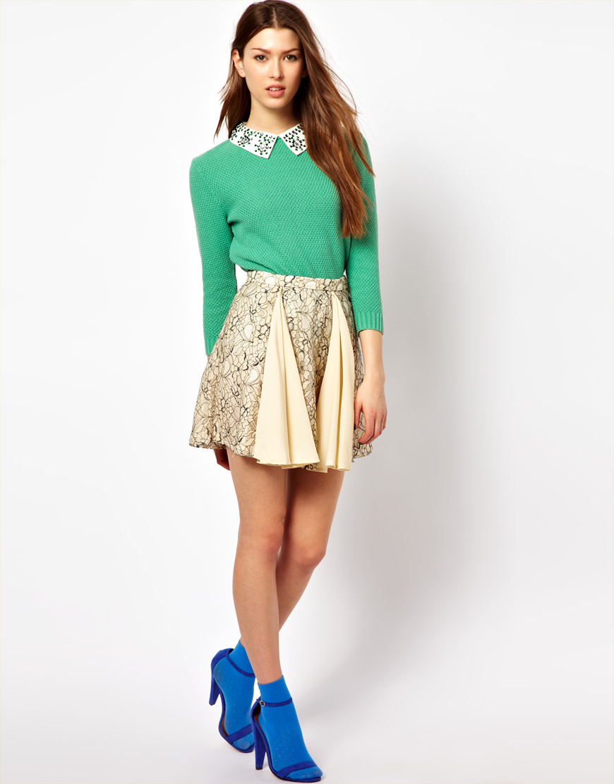 Fashion Trend Alert Skater Skirts Fashion Trend Seeker