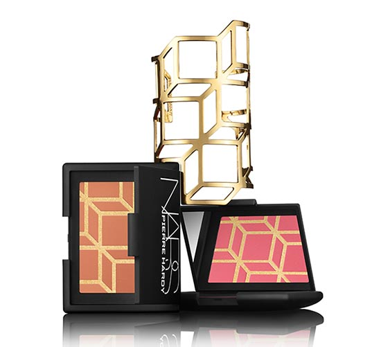 Pierre hardy x nars summer makeup collection