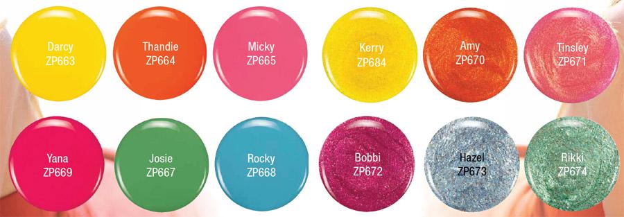 Zoya 2013 Stunning & Irresistible Nail Polish Collections 2