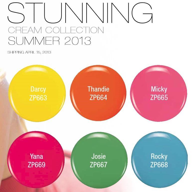 Zoya 2013 Stunning & Irresistible Nail Polish Collections 3