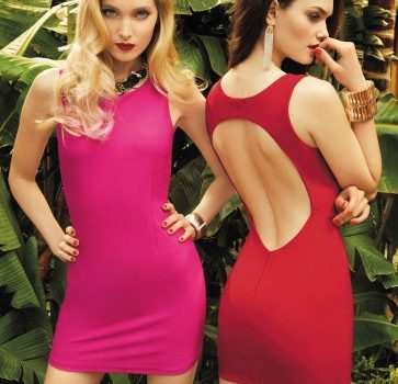 39c5b750da6f Bebe Summer 2013 Lookbook and Collection Archives - Fashion Trend Seeker