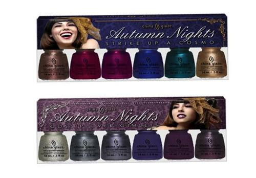 China Glaze Fall 2013 Nail Polish Collection - Autumn Nights 3