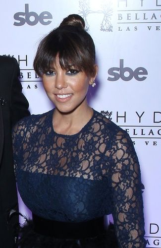 Do You Love Kourtney Kardashian With Bangs