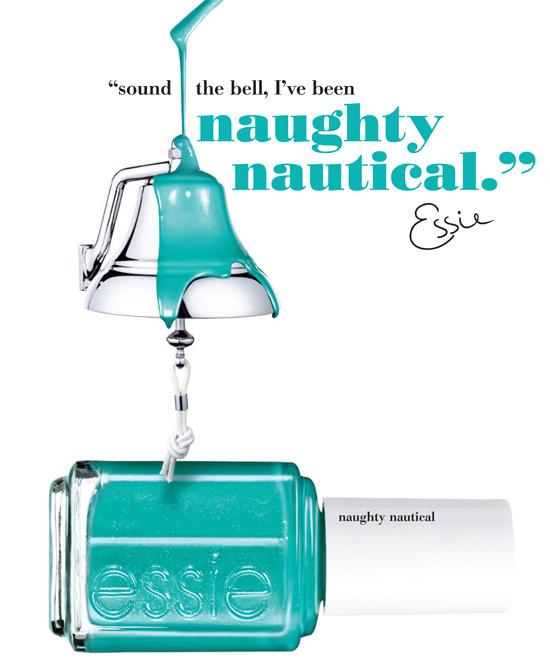 Essie Naughty Nautical Summer 2013 Nail Polish Collection - Fashion ...