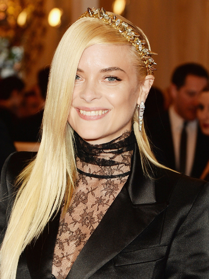 Met Ball Gala 2013 - Hot Hairstyle Trends, and Celebs Who Went Punk ( Punk Inspired Hairstyles ) 3