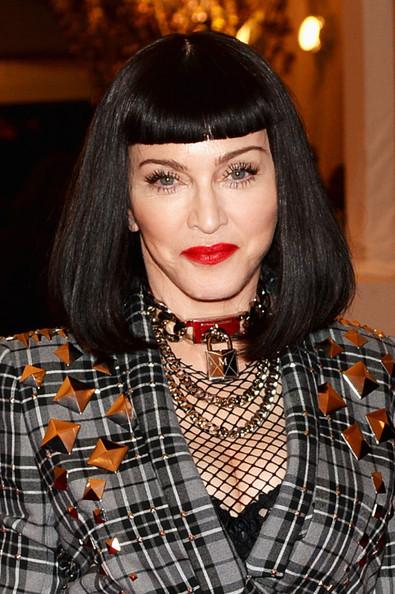 Met Ball Gala 2013 - Hot Hairstyle Trends, and Celebs Who Went Punk ( Punk Inspired Hairstyles ) 7