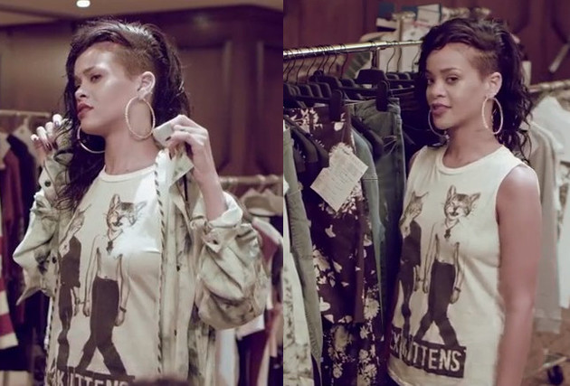 Rihanna Releases Another River Island Collection For The 2013 Summer Season Fashion Trend Seeker