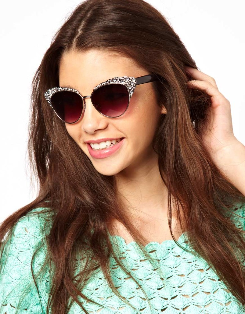 Top 2013 Sunglasses and Sunwear Trends