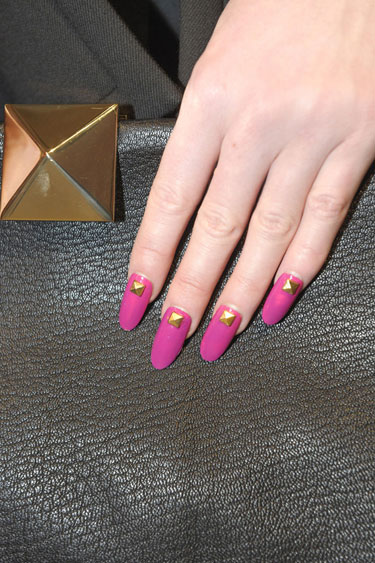 Trend Nail Art: 2013 Fall Nail Polish Trends