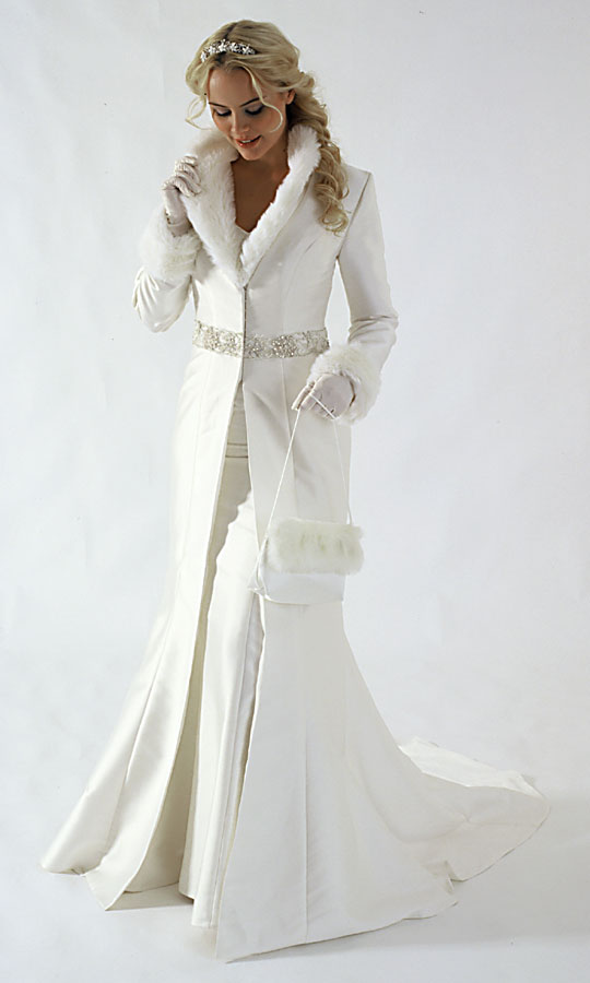 2013 Fall and  2014 Winter Wedding Dress Trends 13