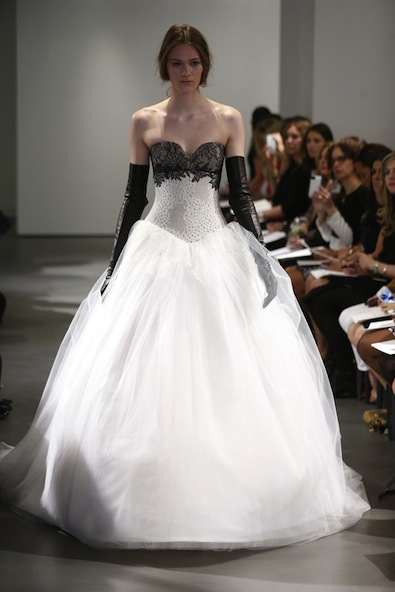 2013 Fall and  2014 Winter Wedding Dress Trends 2