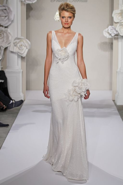 2013 Fall and  2014 Winter Wedding Dress Trends 4
