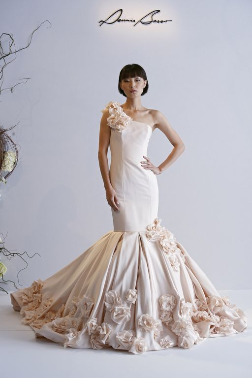 2013 Fall and  2014 Winter Wedding Dress Trends 5