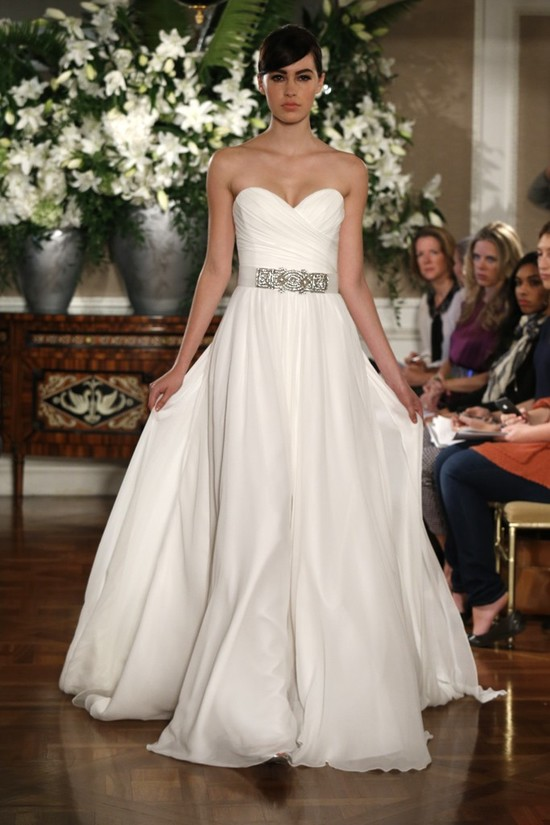 2013 Fall and  2014 Winter Wedding Dress Trends 6