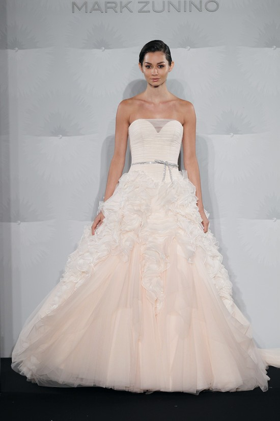 2013 Fall and  2014 Winter Wedding Dress Trends 7