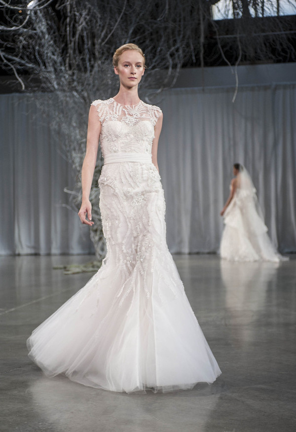 2013 Fall and  2014 Winter Wedding Dress Trends 8