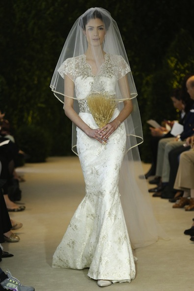 2013 Fall and  2014 Winter Wedding Dress Trends