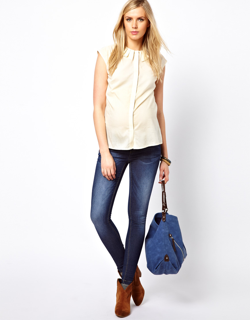 Smock tops, bell sleeves, embroidery and more autumn fashion trends pregnant moms should shop for this season.