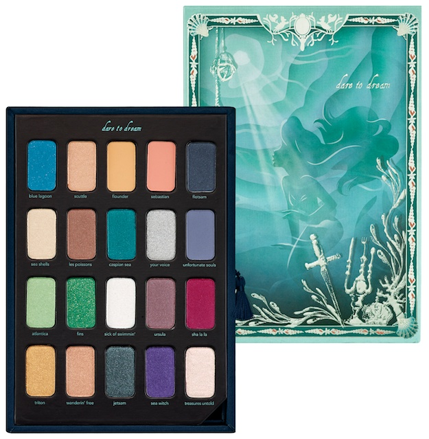Disney Ariel (Little Mermaid) Collection at Sephora