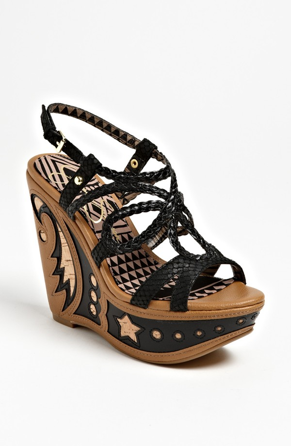 Jessica Simpson 2013 Spring / Summer Shoe Collection