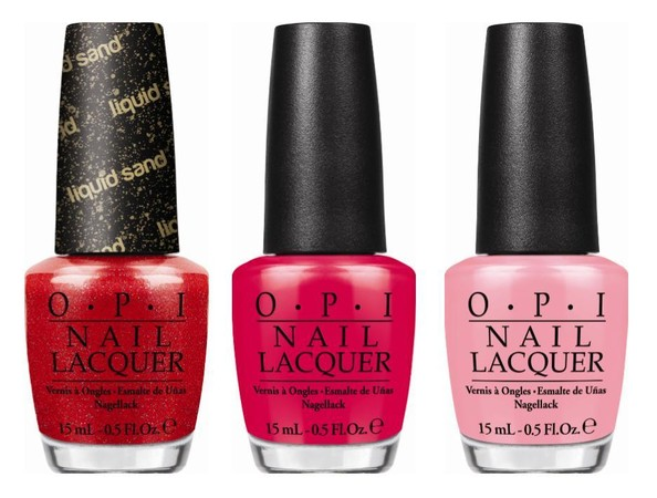 OPI Couture de Minnie Nail Polish Collection 2