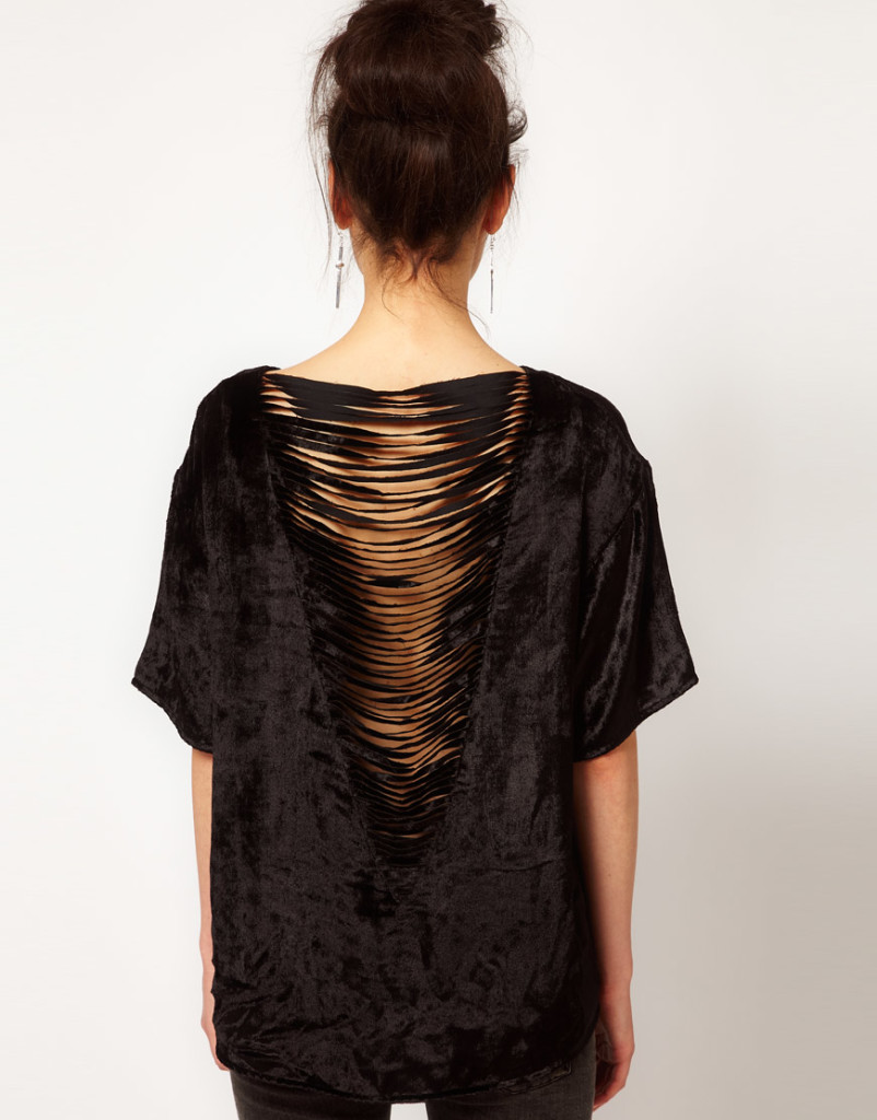 Trend Alert - Slashed Back Tops 4