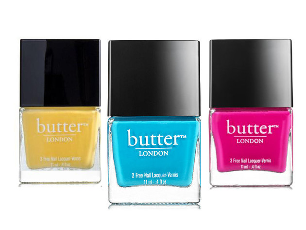 butter LONDON Summer 2013 Collection - The Pop Art 3