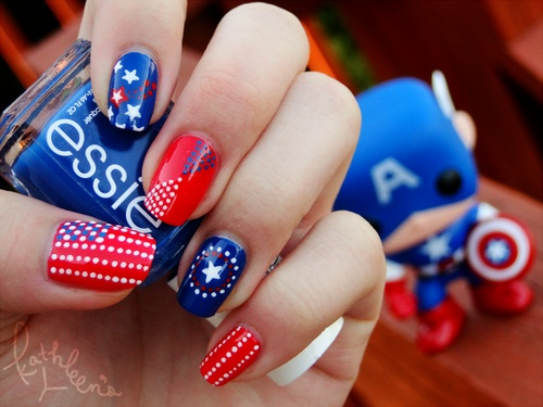 4th Of July Nail Polish & Nail Art Ideas For You To Try